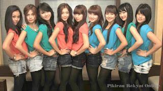 Nama-Nama Girlband Indonesia [masterendi.com]