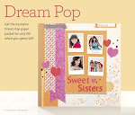 May 2013 Constant Campaign: National Scrapbooking Month - Dream Pop!