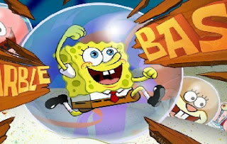 SpongeBob SquarePants Marble Bash