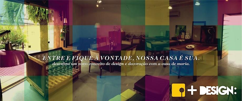 Casa de Maria Organic Design