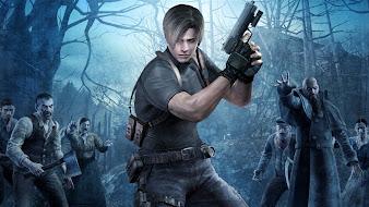 #26 Resident Evil Wallpaper