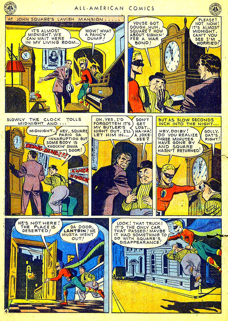 Read online All-American Comics (1939) comic -  Issue #65 - 6