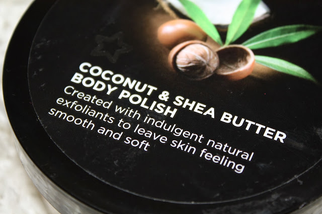 Superdrug Coconut & Shea Butter Body Polish