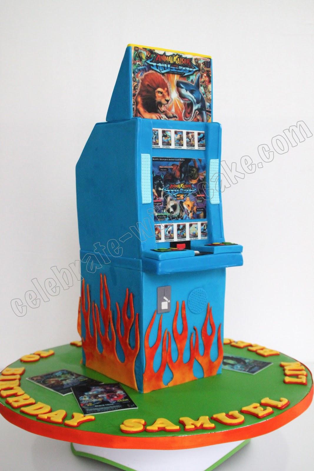 Celebrate With Cake Animal Kaiser Cake