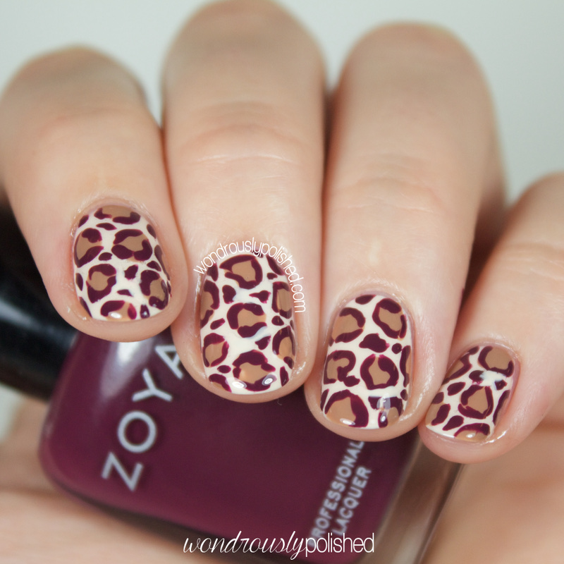 Amazing Animal Print Nail Art Designs Ideas - Nail Art Ideas ...