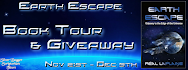 Earth Escape Tour & Giveaway