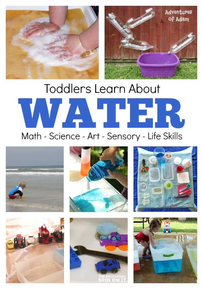 Toddlers - The Educators\' Spin On It