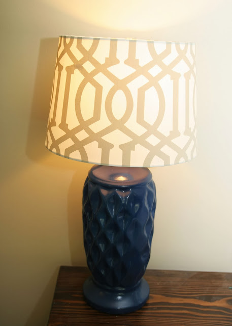 DIY Honeycomb Lamp