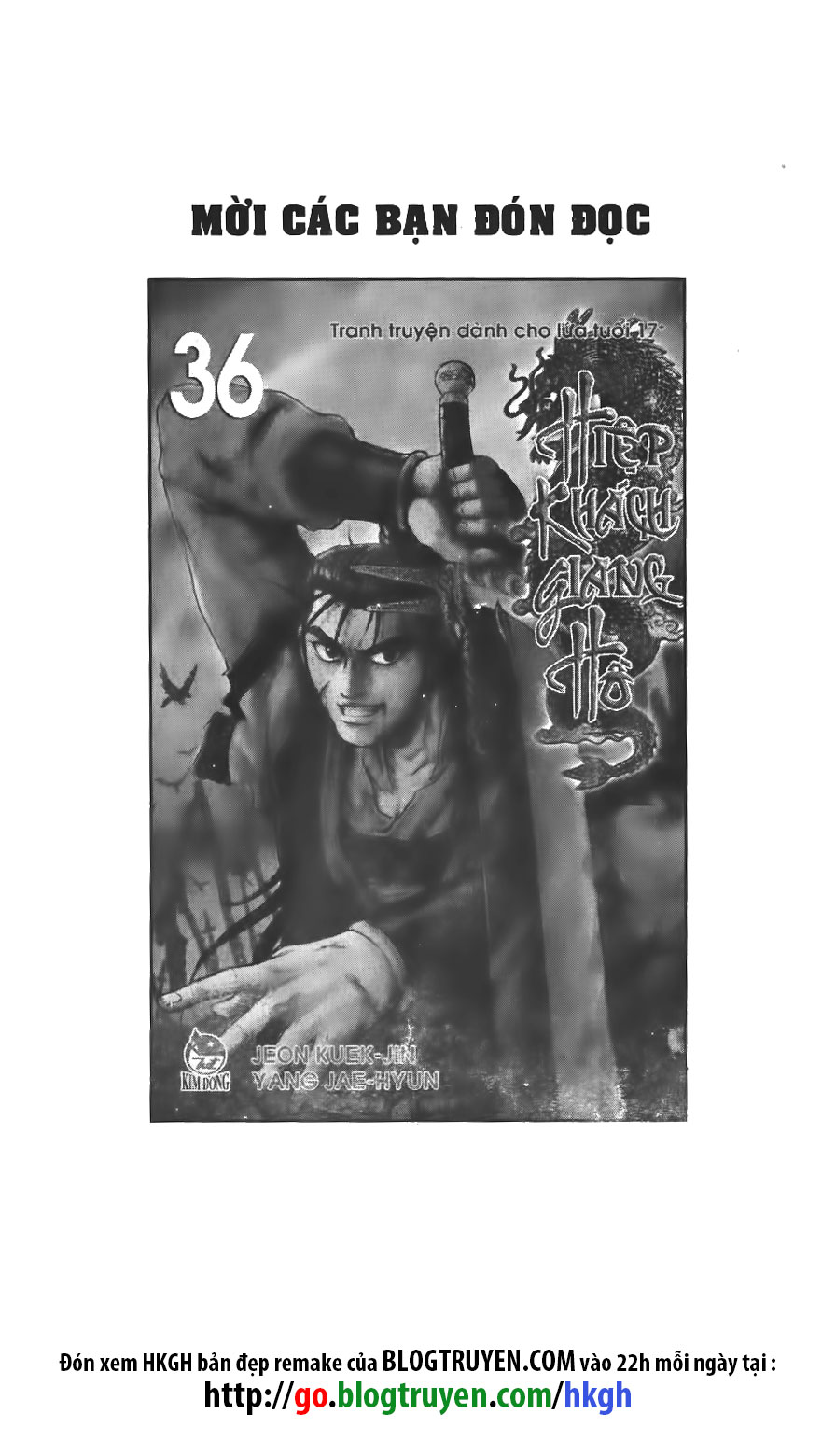 Hiệp Khách Giang Hồ chap 242 page 27 - IZTruyenTranh.com