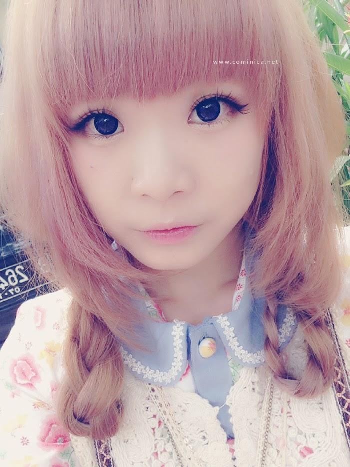 My Blog Verwandt Mit Lightning: Cominica Blog ♔: IFairy Aki Violet