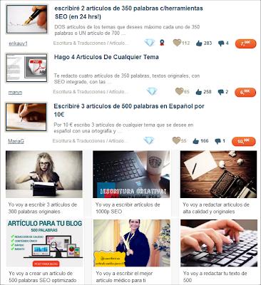 Mantener contenido fresco para un blog es muy importante para el SEO y muy beneficioso para los freelance que ofrecen ese servicio