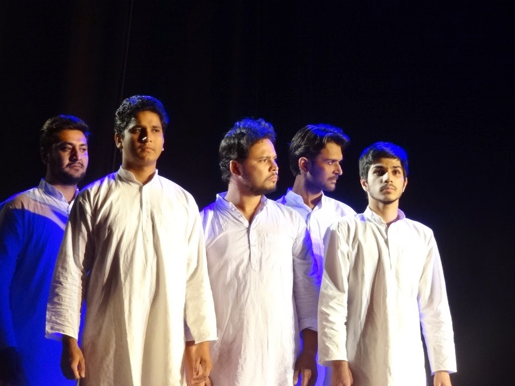 stories written by K A Abbas find a stage at the Urdu Drama Festival