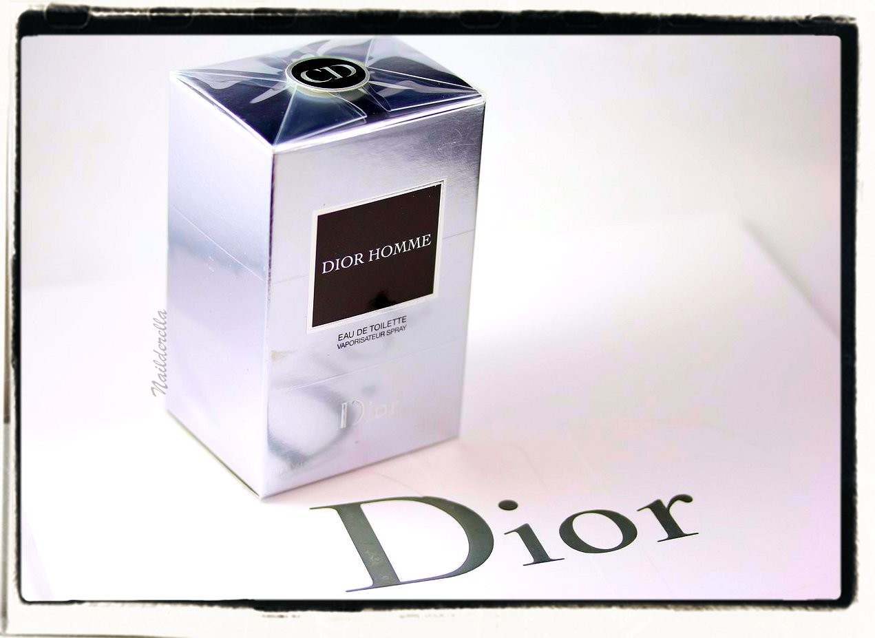 Dior Homme Robert Pattinson