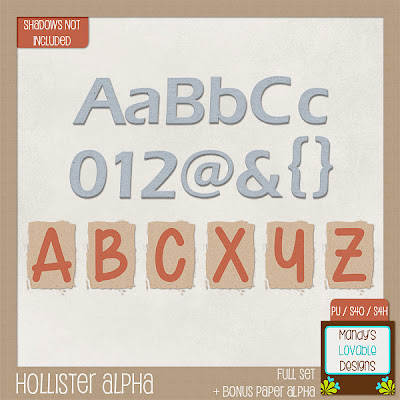 Hollister Alpha - Freebie!