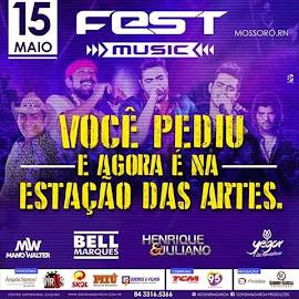 FEST Music na Estação das Artes
