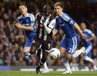 Goal Papiss Cisse Newcastle