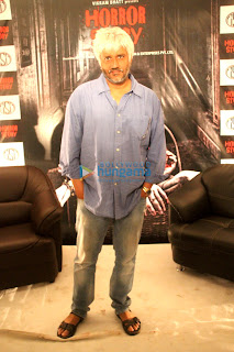 Upcoming movie 'Horror Story' Trailer launch event