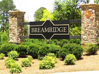 Breamridge Milton GA Community