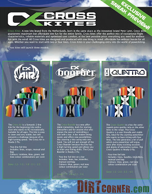 cx cross kites italia
