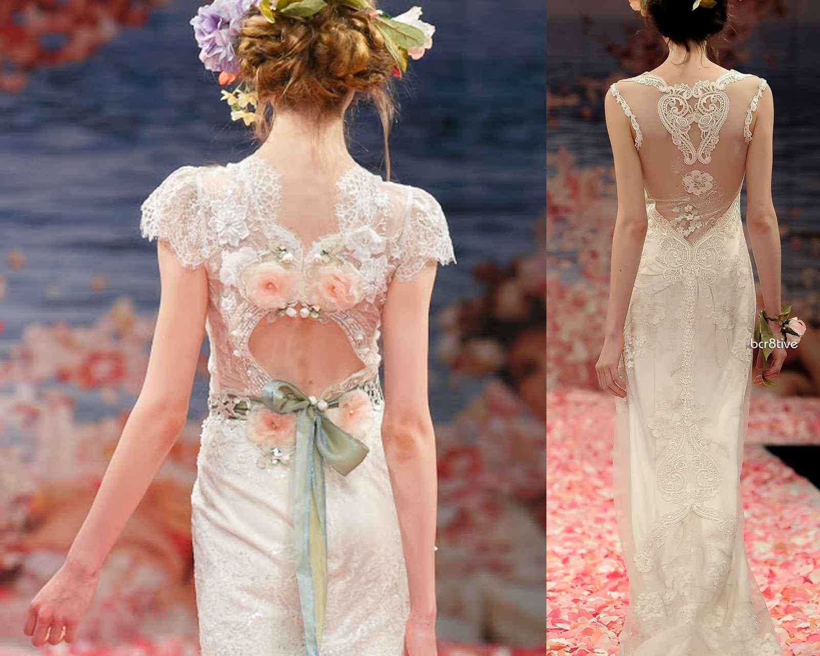 La abiti da sposa claire