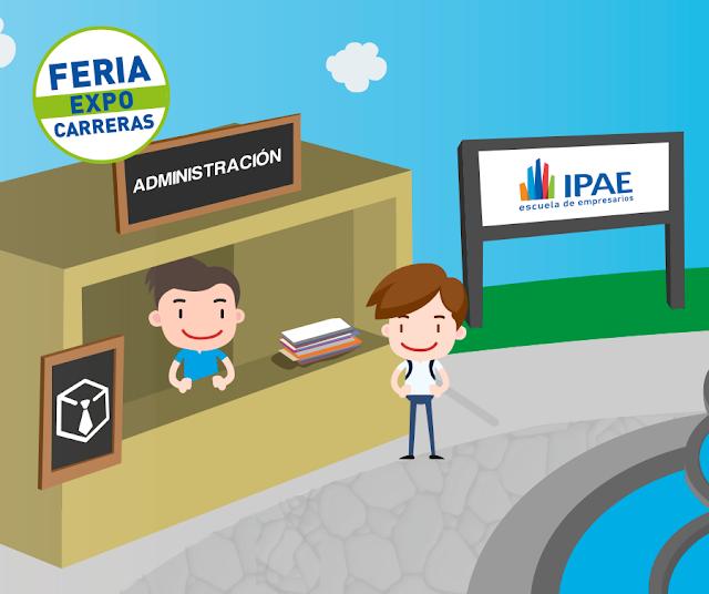 FERIA EXPO CARRERAS IPAE - Presentación RAFAEL TRUCIOS - Emprendedor del siglo 21 : ¿Quién quieres ser hoy? Descubriendo mi perfil emprendedor