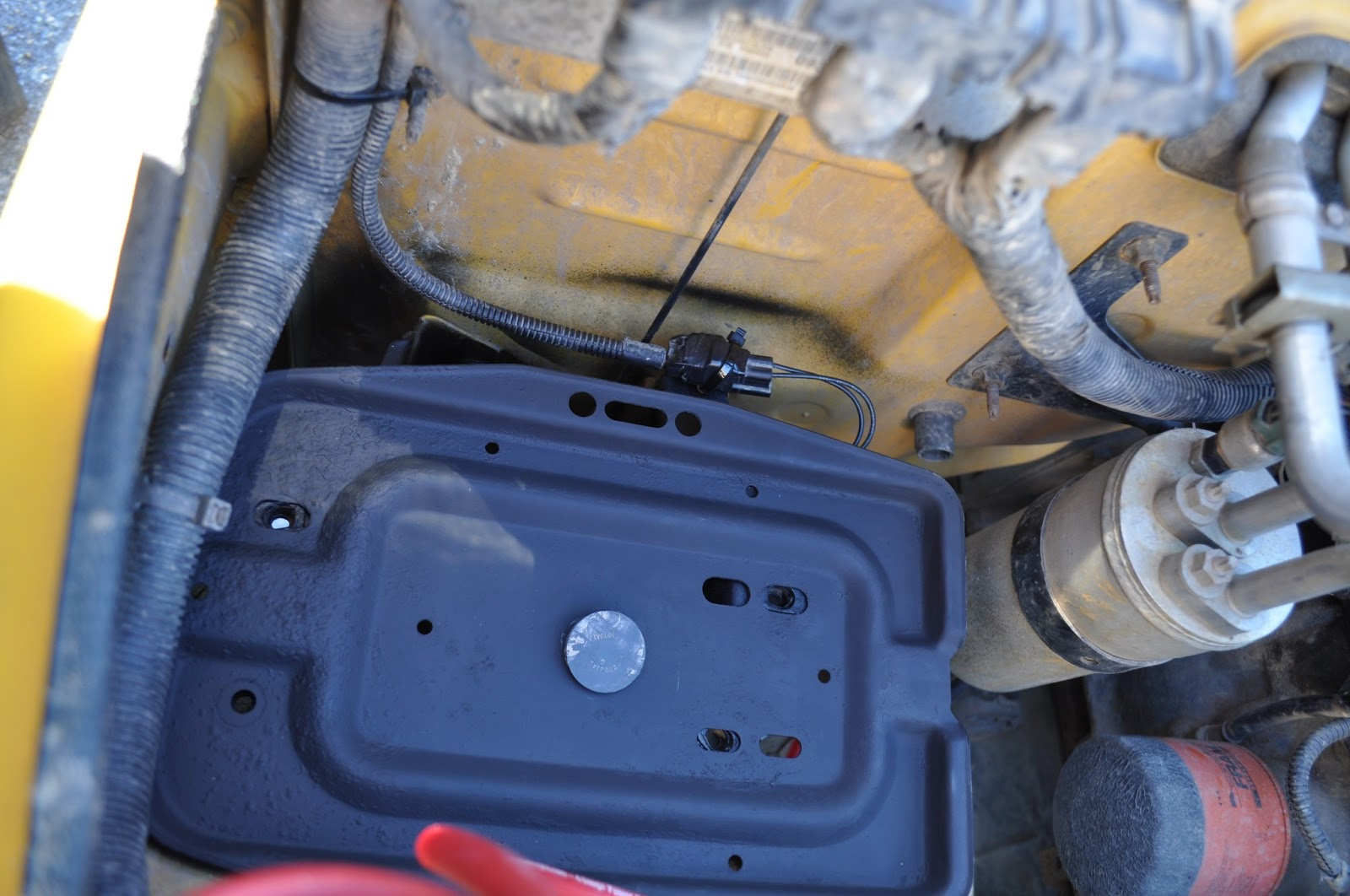 Daedalus Ideas What Ever Comes Of Thinking Battery Cabling 98 Wrangler Fuse Box After
