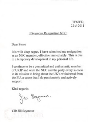 comprint a sample resignation juniusonukipblogspotcomjill has resigned from ukips