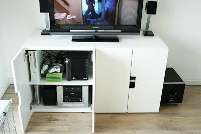 meuble TV 50cm