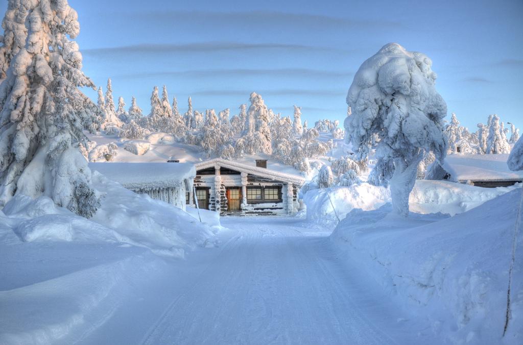 Travel Trip Journey Lapland Finland