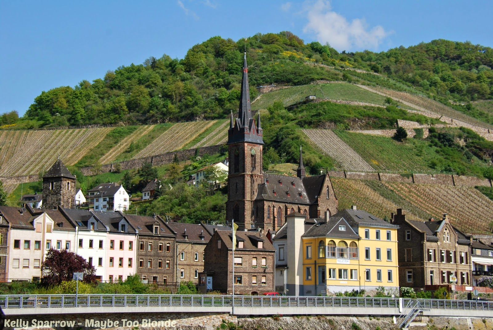 Rhein River Germany