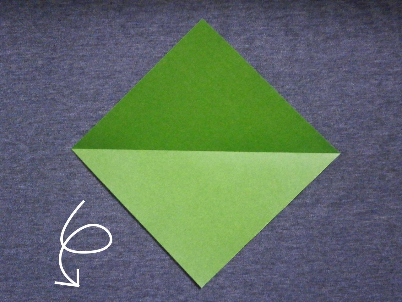 KATAKOTO ORIGAMI: How to fold an origami snake - photo#9