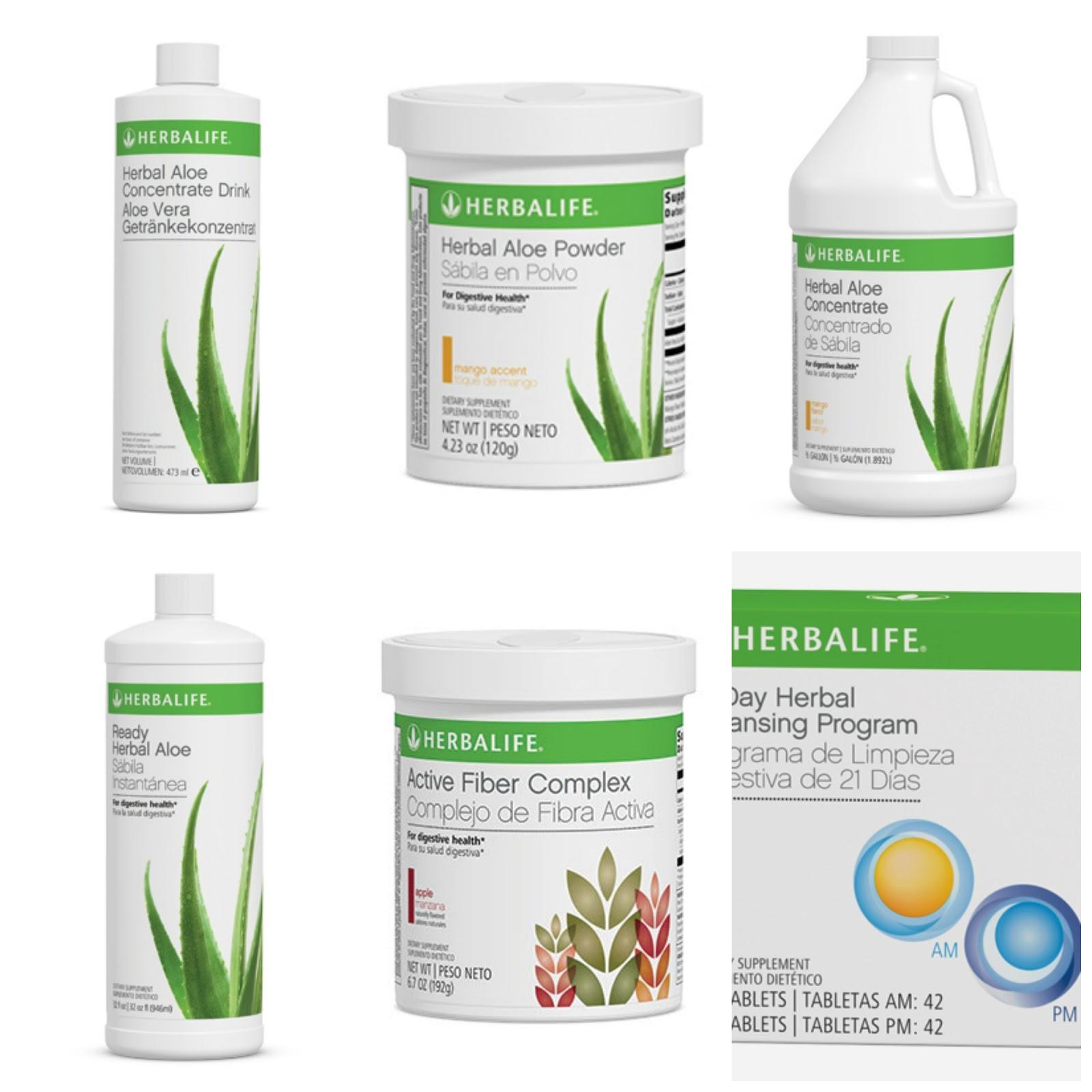 Herbalife Independent Distributor: Digestive Health