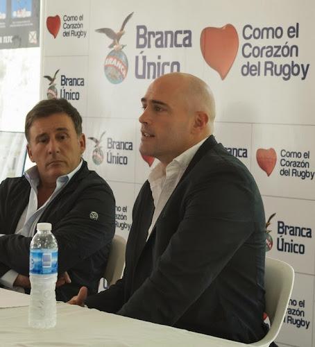 Fernet Branca llegó a Tucumán con su campaña Branca Único como el corazón del Rugby