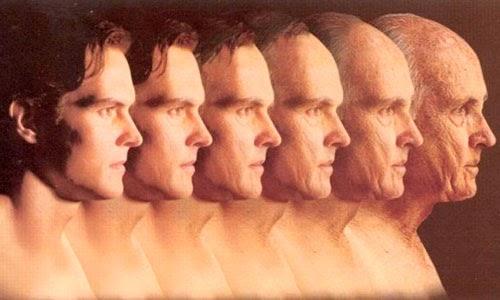 Resultado de imagen de Los efectos del paso del Tiempo
