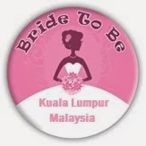 I am a bride-to-be from KL