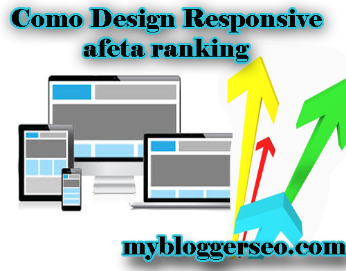 Como um design responsive afeta o ranking do blog