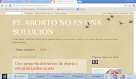 El Aborto no es una Solución