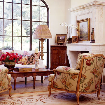 New home interior design rustic country french style Rustic country home decor