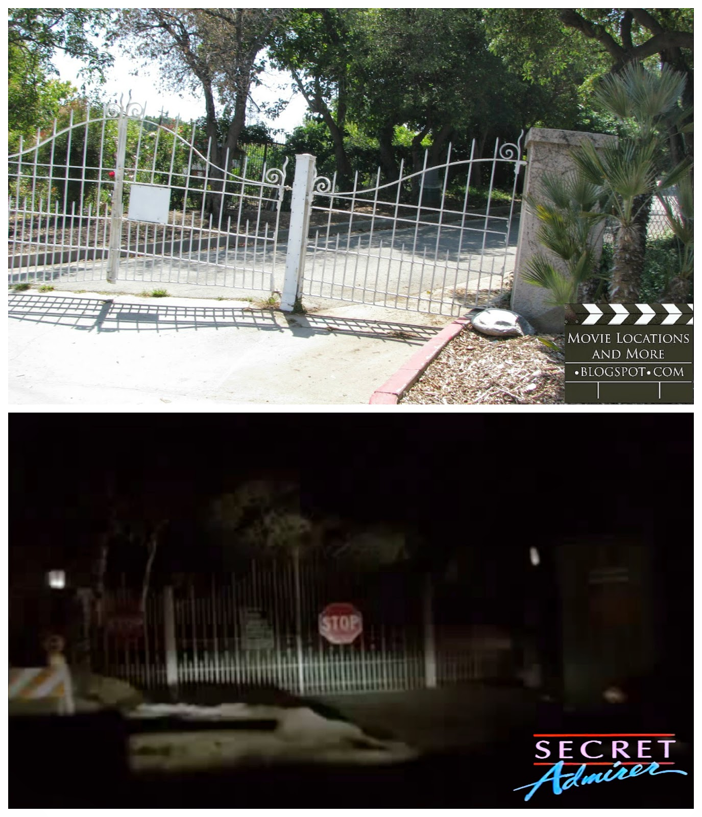 movie locations and more secret admirer 1985