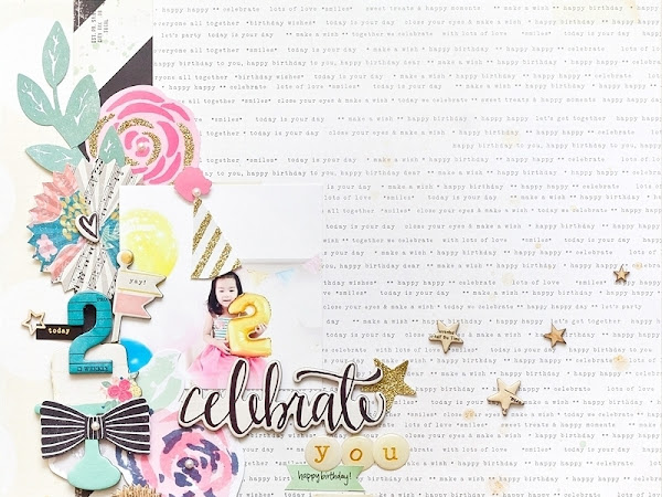 Maggie Holmes Design Team : Celebrate You