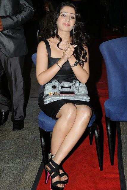 charmi kaur exposing her hot thighs big white free legs unseen hot pics