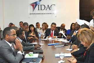 Alejandro Herrera no se reúne con empresarios dominicanos