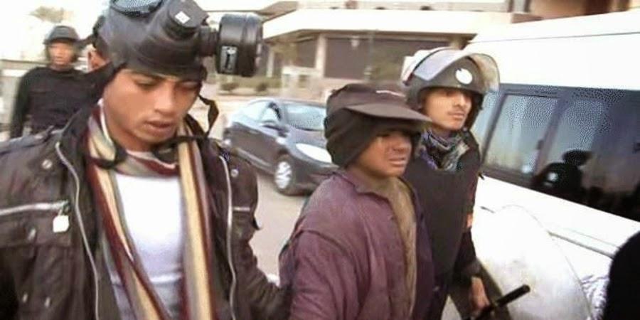 إخلاء سبيل 57 طفل على ذمة قضايا تظاهر بدون إخطار