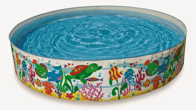 Kiddie pool for Plastic pool