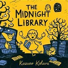 The Midnight Library is a super sweet book that can be read at anytime of the year, but it's especially fun for Halloween.