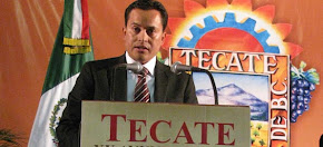 JAVIER URBALEJO CINCO ALCALDE DE  TECATE BAJA CALIFORNIA MALA PAGA