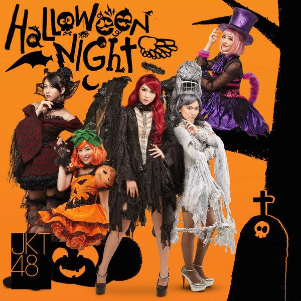 Lirik Lagu JKT48 - Halloween Night