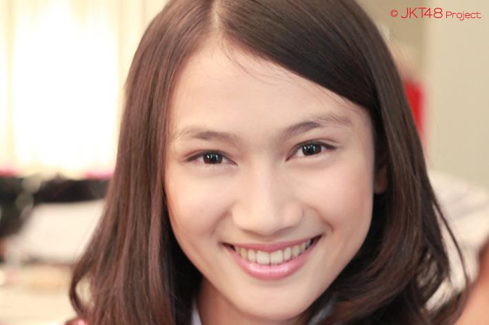 Melody JKT48 close up photo