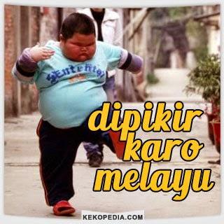 Gambar Dp BBM Dipikir Karo Melayu