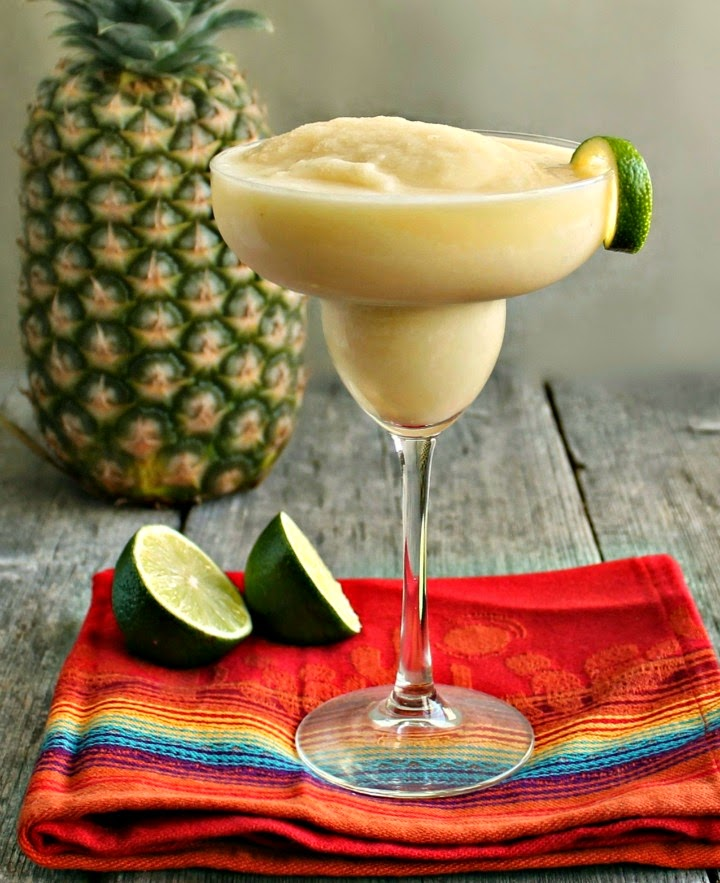 Tropical Fiesta Cocktail